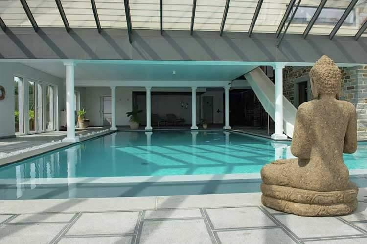 Vakantiehuis met priv zwembad belgi nederland itali for Zwembad belgie