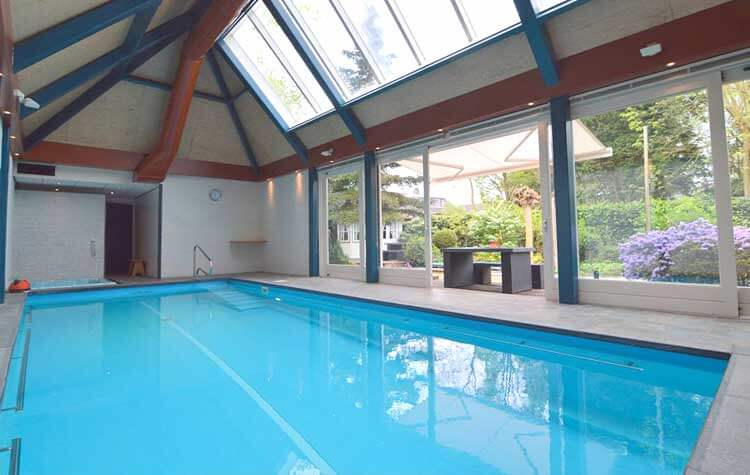 Vakantiehuis met priv zwembad nederland for Prive zwembad afhuren voor 2 personen